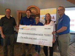 10 500$ pour le développement coopératif du Nouveau-Brunswick