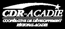CDR-Acadie - Logo Blanc - v